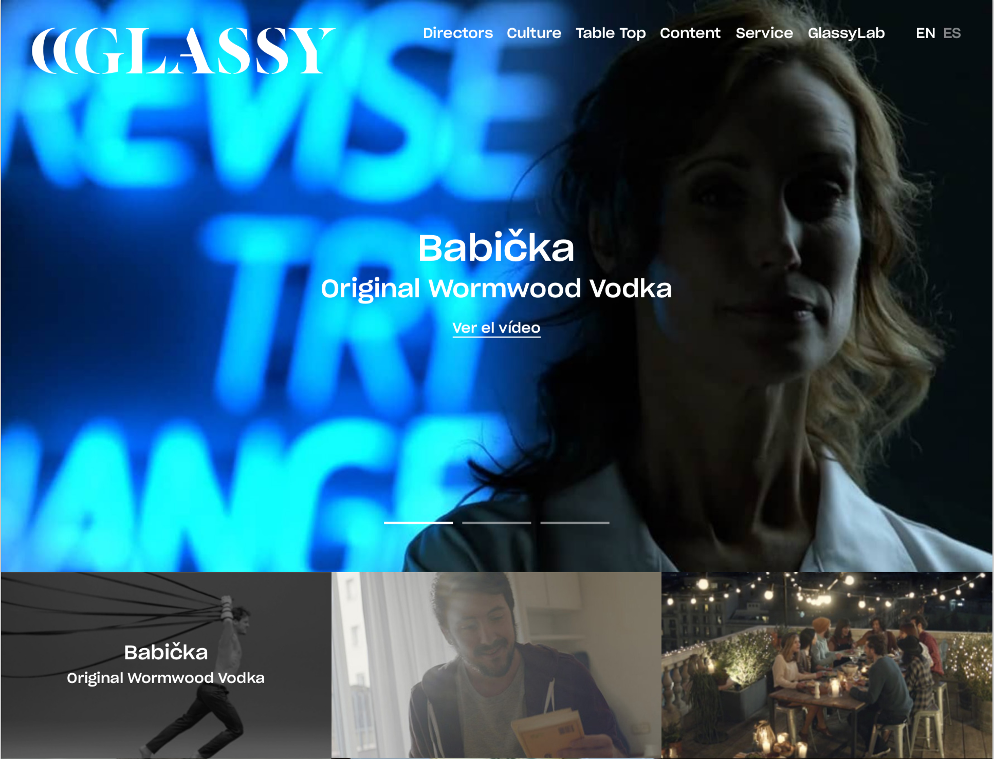 glassyfilms
